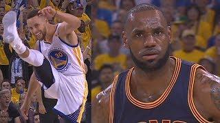 Kevin Durant Dominates Game 1 38 Pts! LeBron 8 Turnovers! NBA Finals 2017