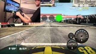 Need For Speed: Shift 2 Unleashed Logitech G27 Settings - PS3