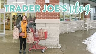 Trader Joe's Grocery Haul + Quick Healthy Dinner Recipe