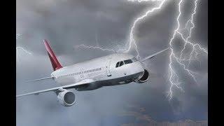 В Англии сняли видео как НЛО в воздухе поглотил самолет. Пилотам есть что рассказать об НЛО.
