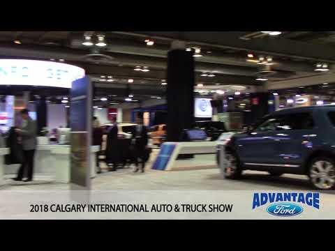 2018 Calgary International Auto & Truck Show