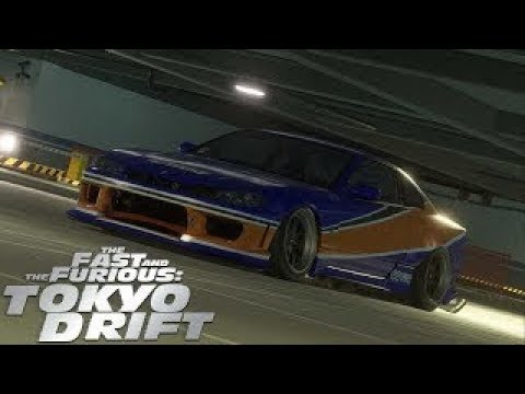 Need For Speed Payback -From Stock to Fast & Furious Tokyo Drift Han's Silvia