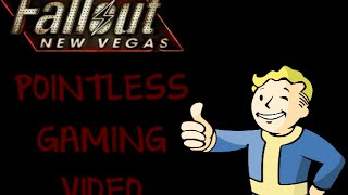 My first Fallout New Vegas video on my new PC :)