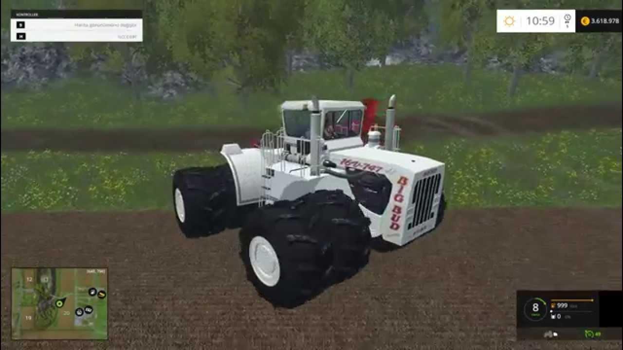 трактора фарминг симулятор