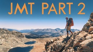 Hiking Mt. Whitney & Forester Pass – John Muir Trail Ep. 2