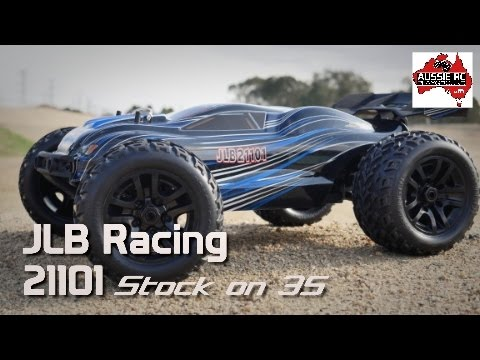 JLB Racing 21101 First Running Video on 3S - YouTube