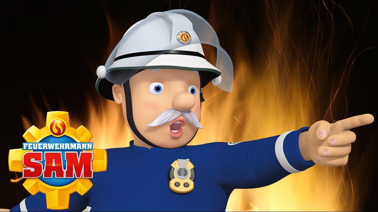Feuerwehrmann sam deutsch hauptfeuerwehrmann steele die