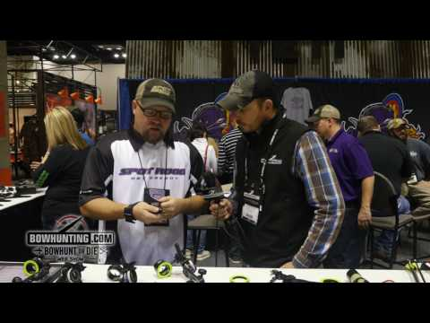 Spot Hogg Sight and Release 2017 ATA Show