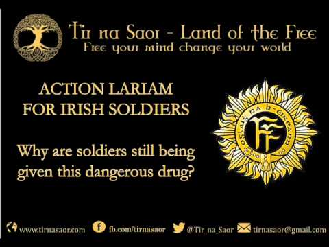 Action Lariam for Irish Soldiers