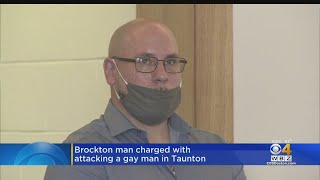 Brockton Man Charged With Attacking Gay Man In Taunton