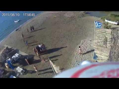 Lemnos Saravari Beach