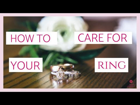 Engagement Ring Care FAQ, Answered!