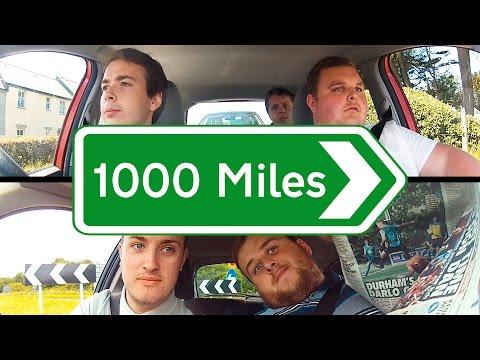 1000 Miles: Lands End To John O'Groats