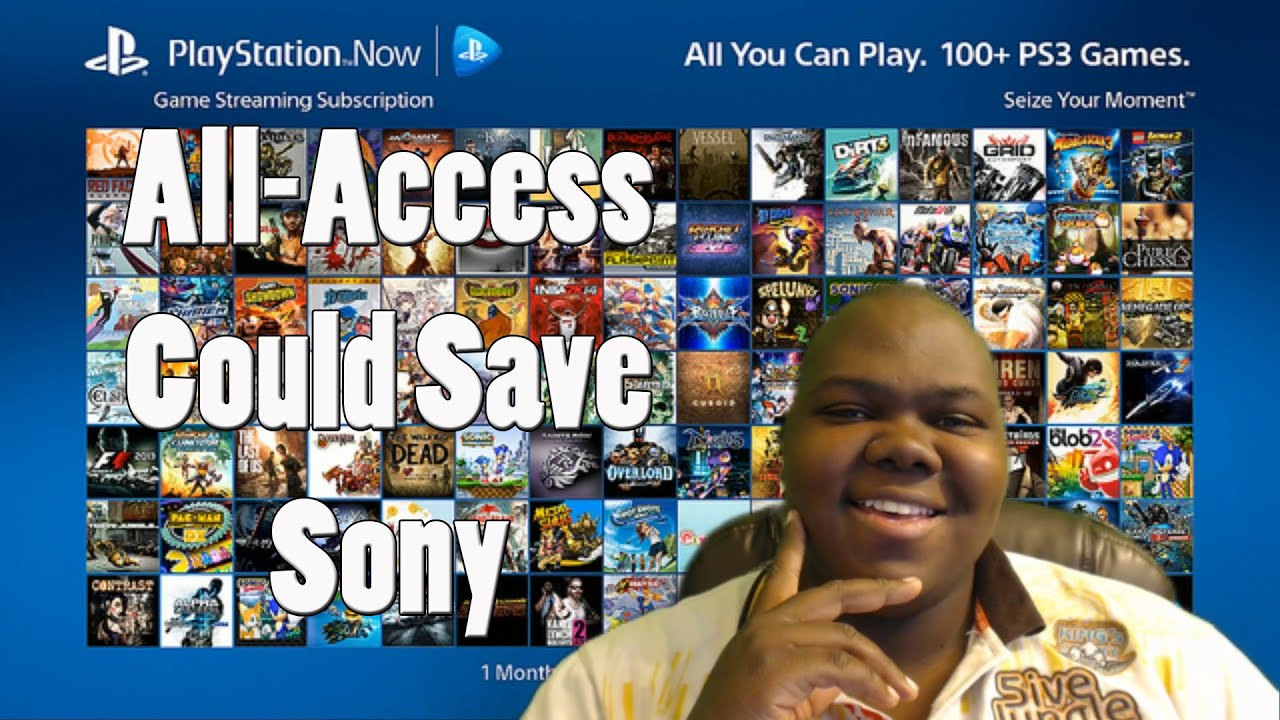 Playstation Now All Access Subscription Service Cost Biki