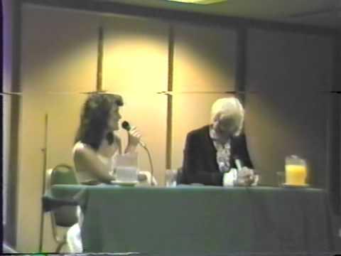 Macon Opus Con I  Jon Pertwee and Louise Jameson Panel