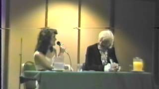 Macon Opus Con I - Jon Pertwee and Louise Jameson Panel