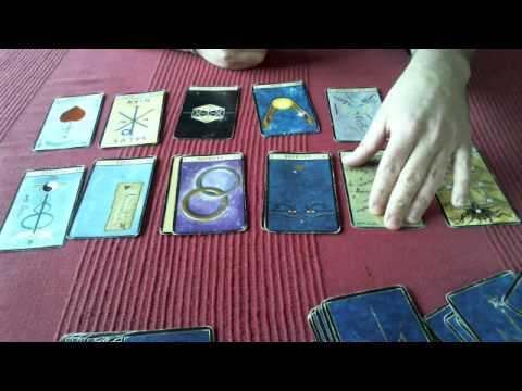 oracle de la triade m thode de tirage 12 cartes david mogiel mezael youtube. Black Bedroom Furniture Sets. Home Design Ideas
