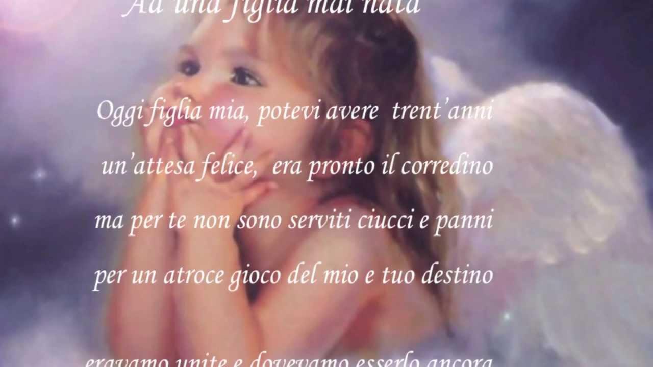 """Preferenza Poesia 1: """"Ad una Figlia mai nata"""" - YouTube FN41"""