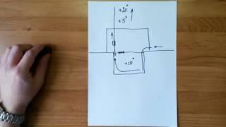 видео Вентиляция в погребе гаража