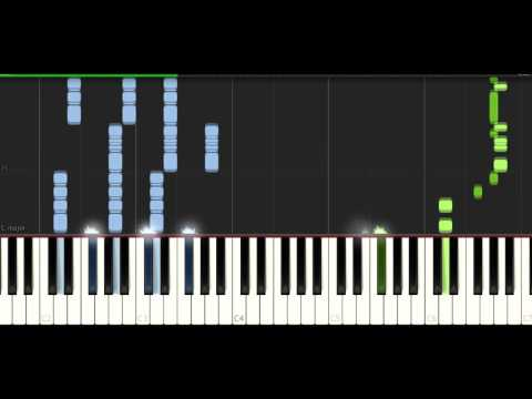 Different Heaven - Nekozilla - PIANO TUTORIAL