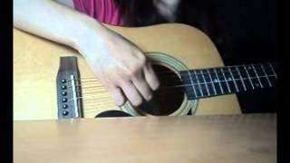 hoa tuyết guitar cover