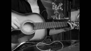 Guitar cover - Mong ước kỷ niệm xưa Đ.A.T