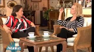 Cristina Ponce Enrile has a list of Senator Juan Ponce Enrile