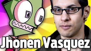 Bravest Warriors Writer & Invader Zim Creator Jhonen Vasquez on Cartoon Hangover
