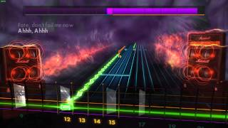"Rocksmith 2014 Custom - ""Speed The Collapse"" - Metric"