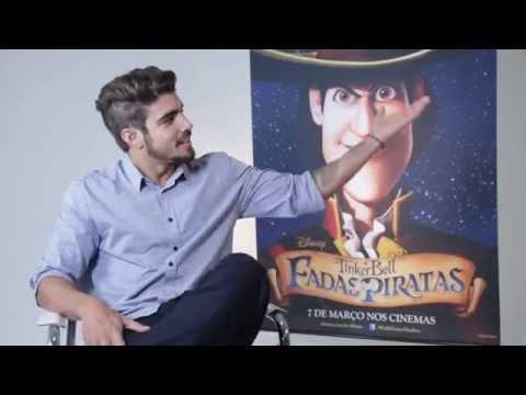 Tinker Bell: Fadas e Piratas | Caio Castro fala sobre sua participação no filme