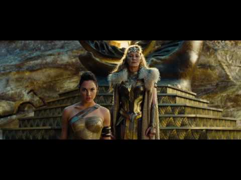 Wonder Woman  2017  Theatrical Trailer   HD Poster