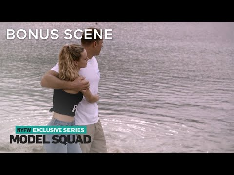 Hannah Ferguson & BF Enjoy Romantic Walk After Hurricane Clean-Up | Model Squad | E!
