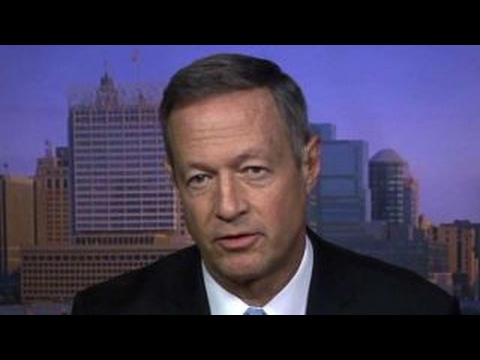 Martin O'Malley reacts to election of Perez for DNC chair