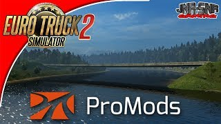 New ProMods Update! Let's See What Is New - Trucking Good Saturday's