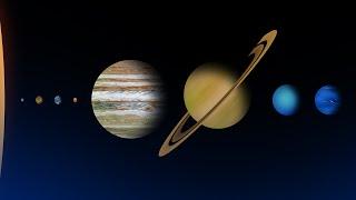 The Solar System by Sebastian Brkic