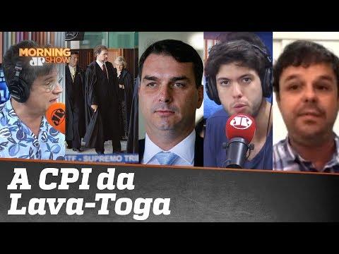 Caio Coppolla voltou e Adrilles Jorge: a polêmica CPI da Lava-Toga