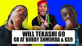 Real Rap Show   Episode 19   Will Tekashi 69 Go At Bobby Shmurda ?