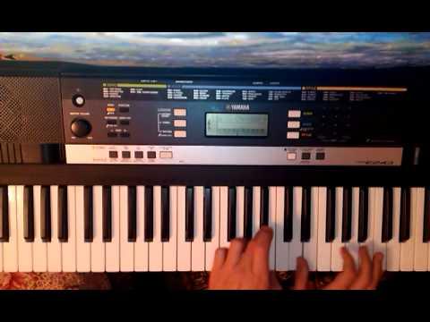 J s bach toccata in d minor yamaha psr e243 youtube for Yamaha psr e243 accessories