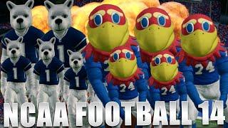 Thursday Throwback (NCAA Football 14 Mascot Game)