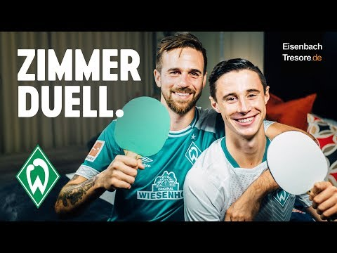 ZIMMERDUELL: Martin Harnik & Marco Friedl | SV Werder Bremen