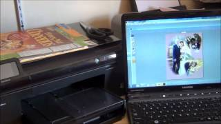 How to Make a Photo Quilt Part 2: Printing on Fabric