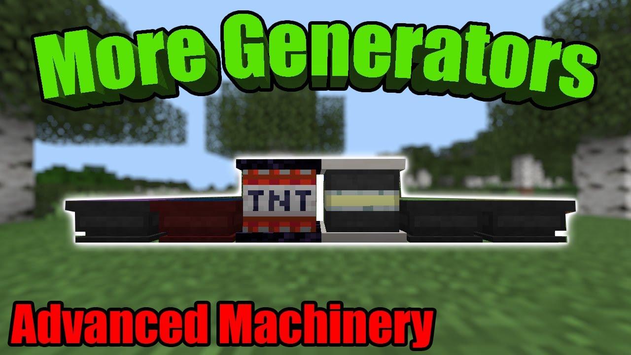 More Generators