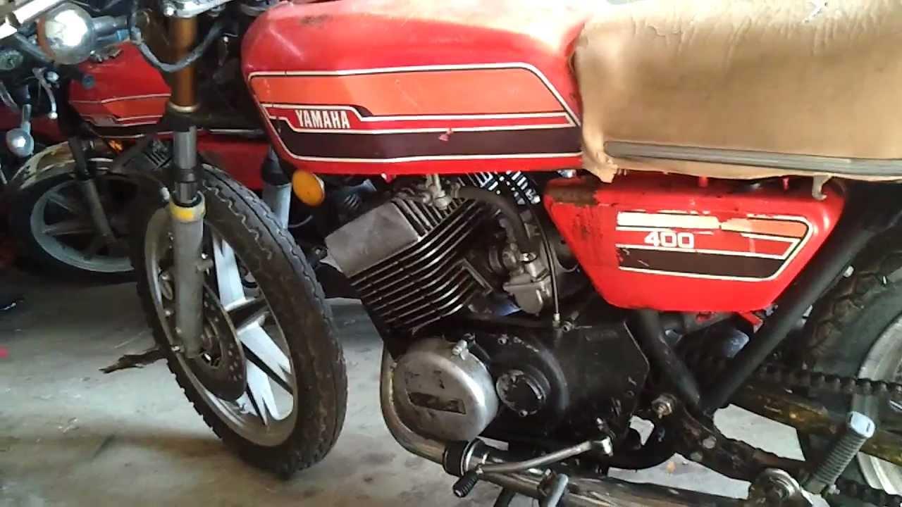 1976 Yamaha RD 400 for sale 1500