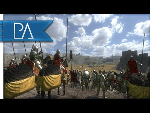 THE GREAT CLASH OF KINGDOMS - Mount And Blade - Persistent World Mod Gameplay