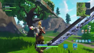 Fortnite Huntress Glitch and Playground