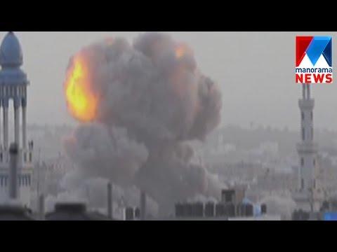 US military airstrike at Syria  in response of chemical attack | Manorama News