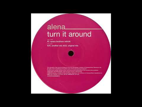 Alena - Turn It Around (Space Brothers Rethink) (1999)