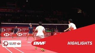 HSBC BWF World Tour Finals 2018 | XD - F - HIGHLIGHTS | BWF 2018