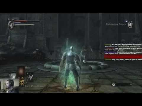 Demon's Souls Drunkthrough - Part 2: Boletarian Palace