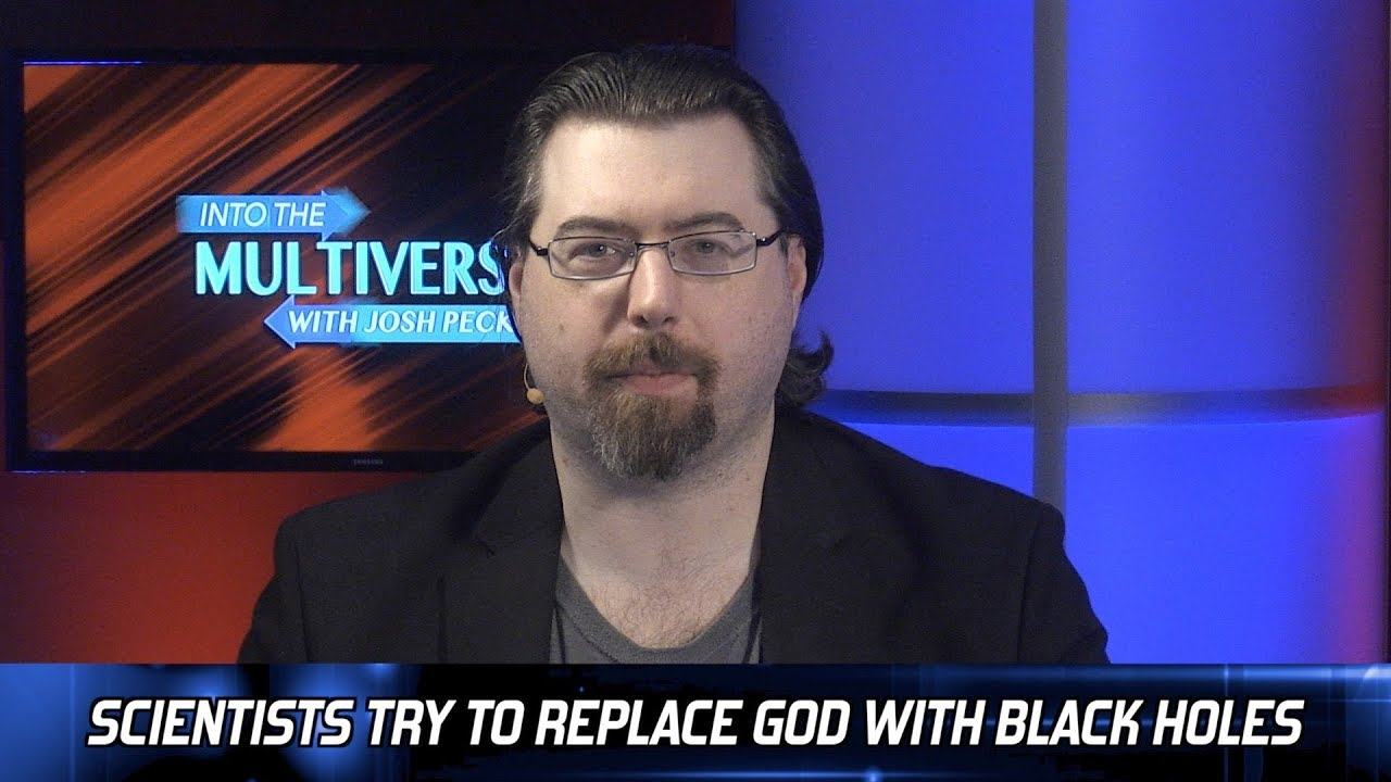 Scientists Try To Replace God With Black Holes | ITM 178
